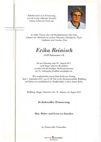 Erika Reinisch