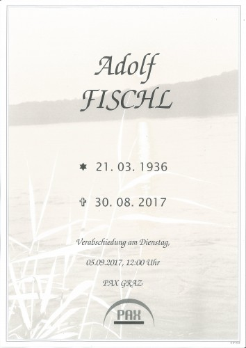 Adolf Fischl
