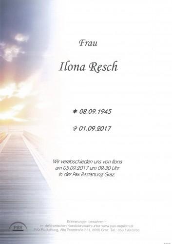 Ilona Resch
