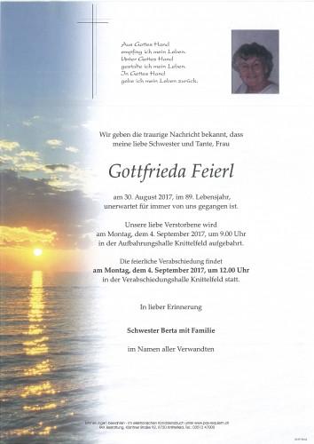 Gottfrieda Feierl