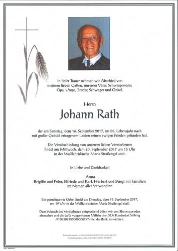 Johann Rath