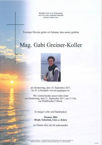 Mag. Gabi Greiner-Koller