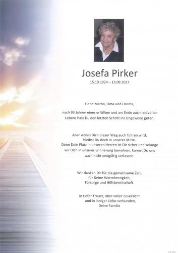 Josefa Pirker