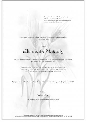 Elisabeth Nejedly