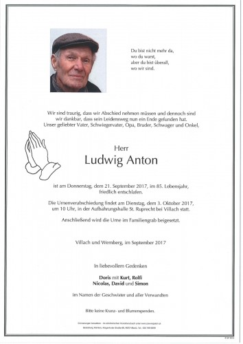 Ludwig Anton