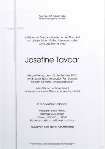 Josefine Tavcar