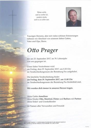 Otto Prager