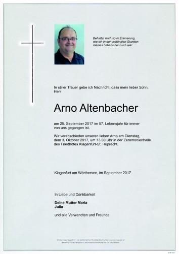 Arno Altenbacher