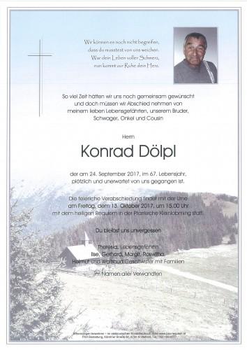 Konrad Dölpl