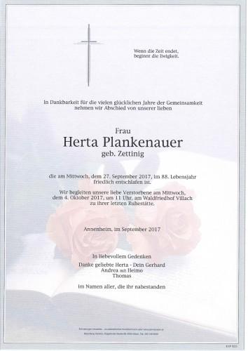 Herta Plankenauer