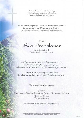 Eva Presslaber