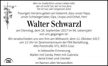 Schwarzl Walter