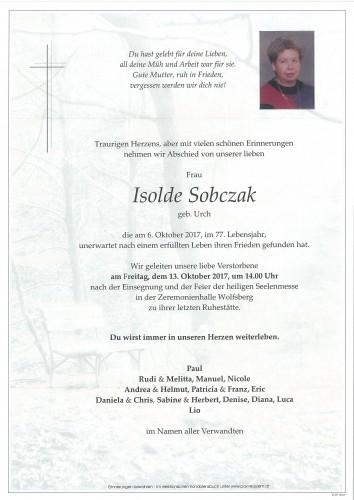 Isolde Sobczak