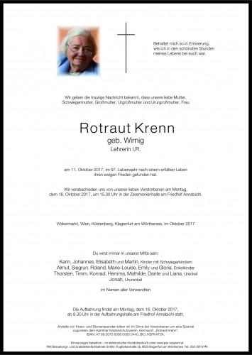 Rotraut Krenn