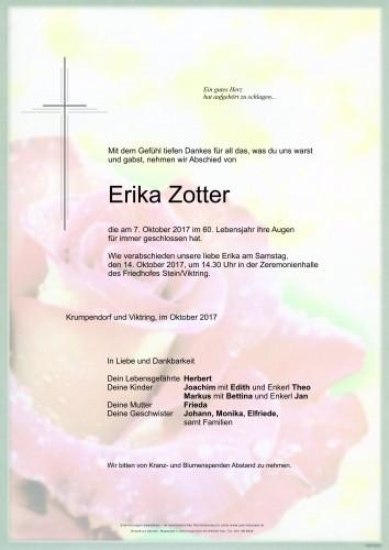 Erika Zotter