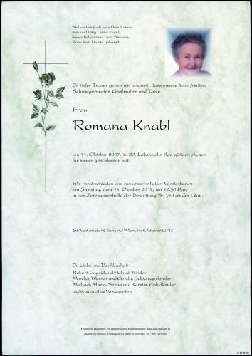 Romana Knabl