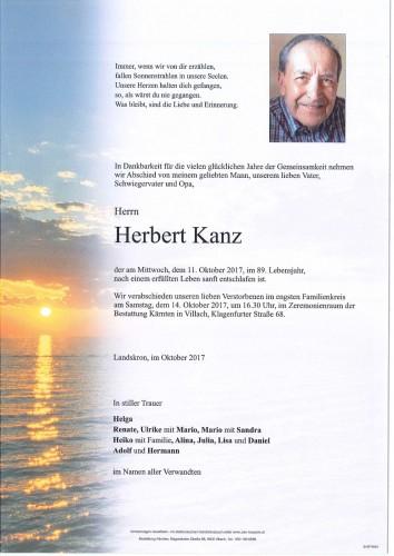 Herbert Kanz