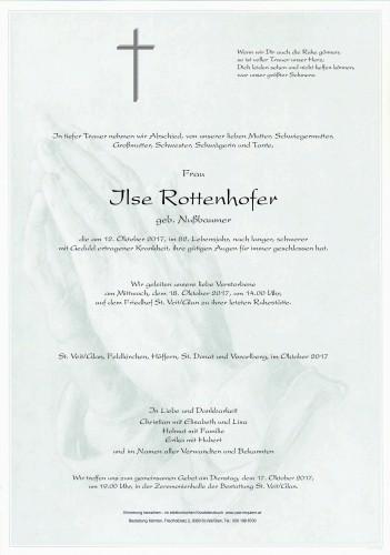 Ilse Rottenhofer