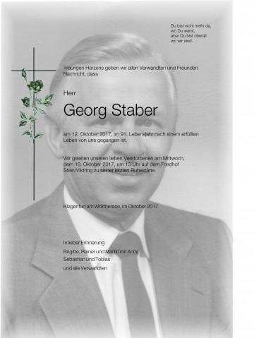 Georg Staber