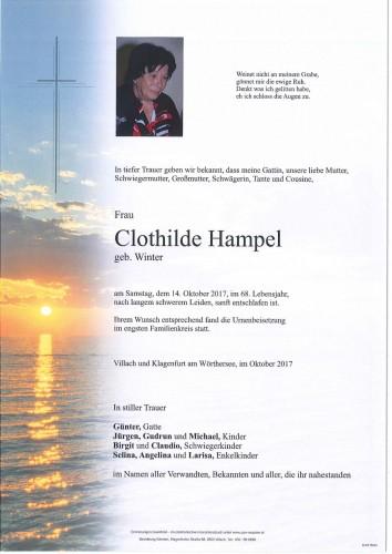Clothilde Hampel