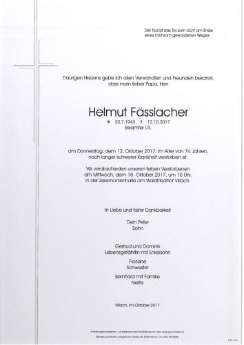 Helmut Fässlacher