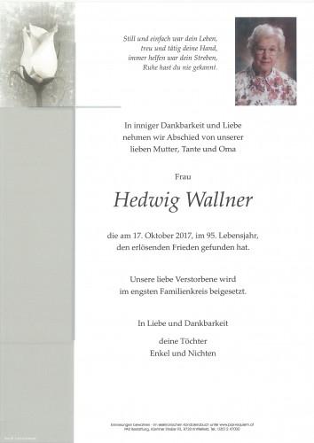 Hedwig Wallner