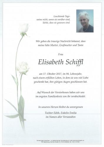 Elisabeth Schiffl