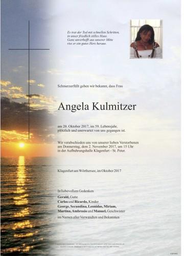 Angela Kulmitzer