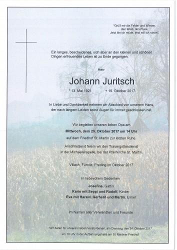 Johann Juritsch