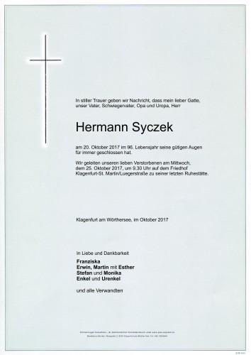 Hermann Syczek