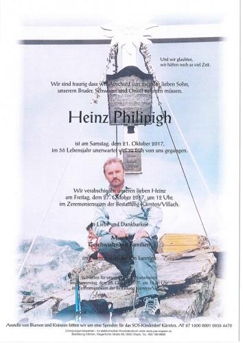 Heinz Philipigh