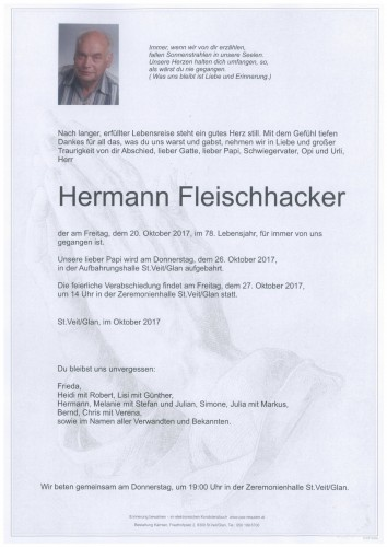 Hermann Fleischhacker
