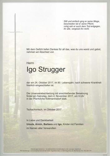 Igo Strugger