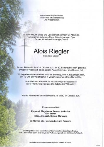 Alois Riegler