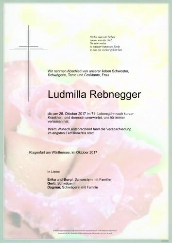 Ludmilla Rebnegger