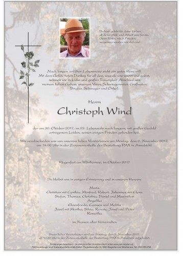 Christoph Wind