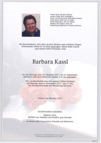 Barbara Kassl
