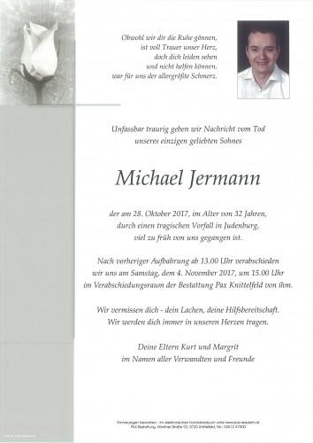 Michael Jermann
