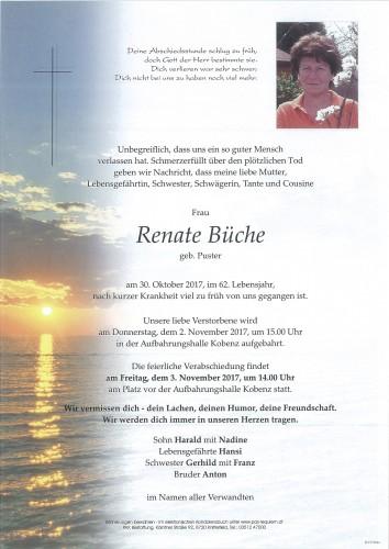 Renate Anna Büche