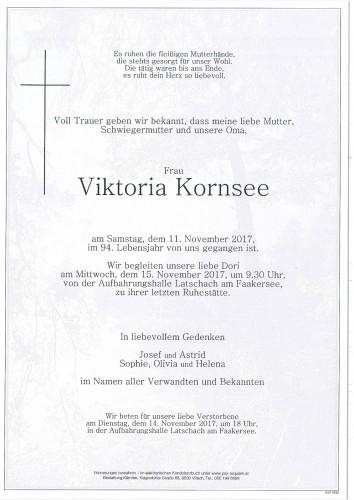 Viktoria Kornsee