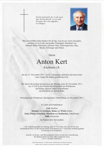 Anton Kert