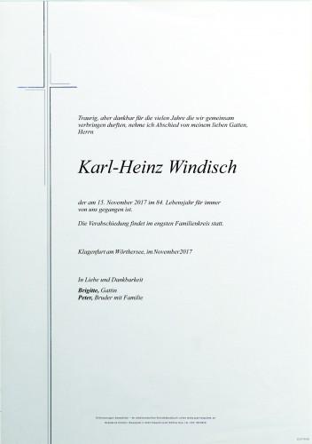 Karl-Heinz Windisch