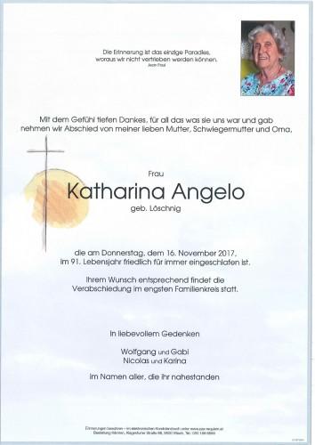 Katharina Angelo