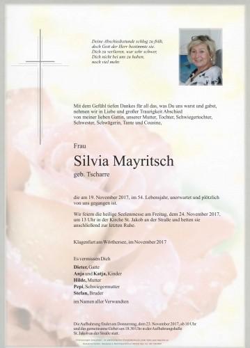 Silvia Mayritsch