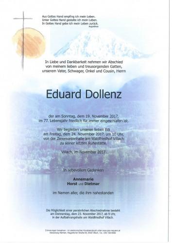 Eduard Dollenz