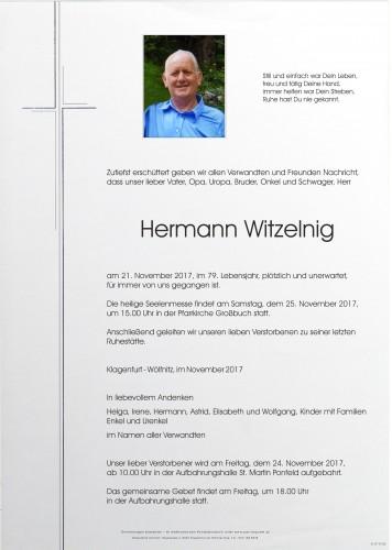 Witzelnig Hermann