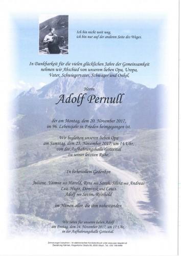 Adolf Pernull