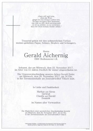 Gerald Aichernig