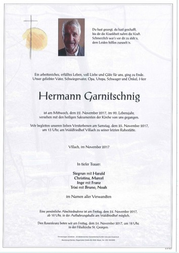 Hermann Garnitschnig