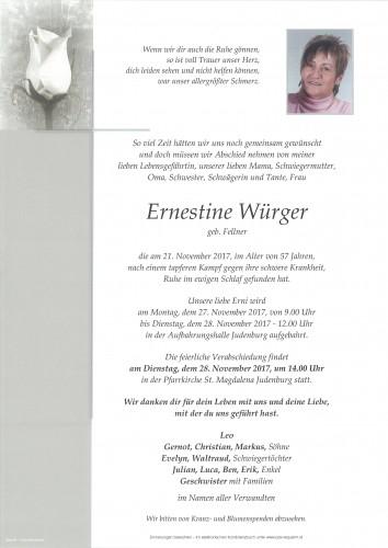 Ernestine Würger